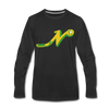 Nashville South Stars 'N' Long Sleeve T-Shirt (Premium) - black