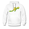 Nashville South Stars 'N' Hoodie (Premium) - white