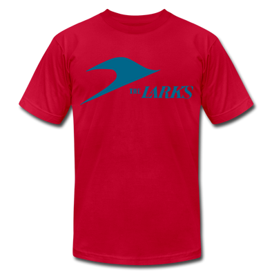 Jersey Larks T-Shirt (Premium) - red