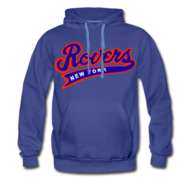 New York Rovers Hoodie (Premium) - royalblue