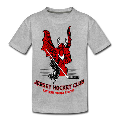 Jersey EHL Kids T-Shirt - heather gray