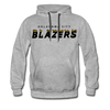Oklahoma City Blazers Hoodie (Premium) - heather gray