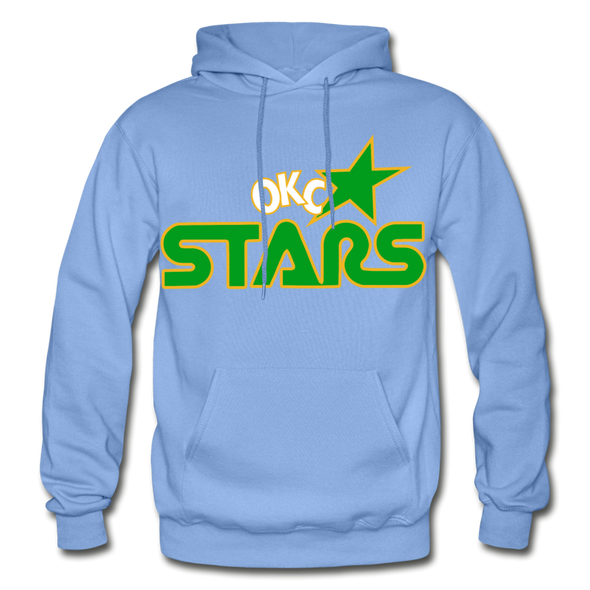 Oklahoma City Stars Hoodie - carolina blue