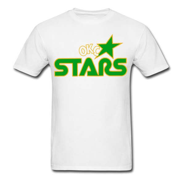 Oklahoma City Stars T-Shirt - white