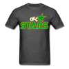 Oklahoma City Stars T-Shirt - heather black