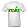 Oklahoma City Stars T-Shirt - light heather gray