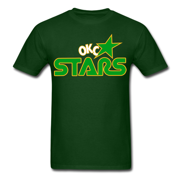 Oklahoma City Stars T-Shirt - forest green