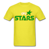 Oklahoma City Stars T-Shirt - yellow