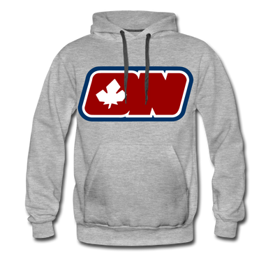 Ottawa Nationals Hoodie (Premium) - heather gray