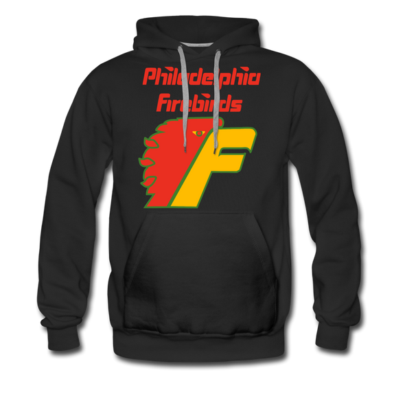 Philadelphia Firebirds Hoodie (Premium) - black