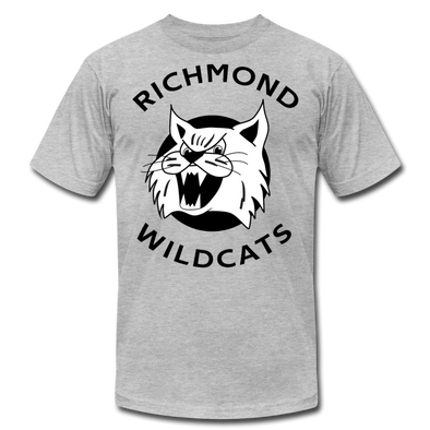 Richmond Wildcats T-Shirt (Premium) - heather gray