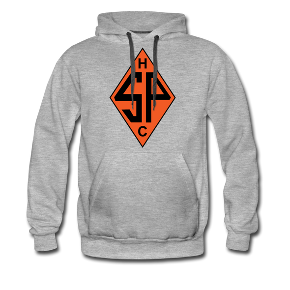 Sands Point Tigers Hoodie (Premium) - heather gray