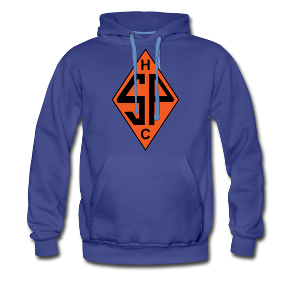 Sands Point Tigers Hoodie (Premium) - royalblue