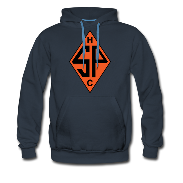 Sands Point Tigers Hoodie (Premium) - navy