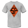 Sands Point Tigers T-Shirt (Premium) - heather gray