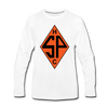 Sands Point Tigers Long Sleeve T-Shirt (Premium) - white