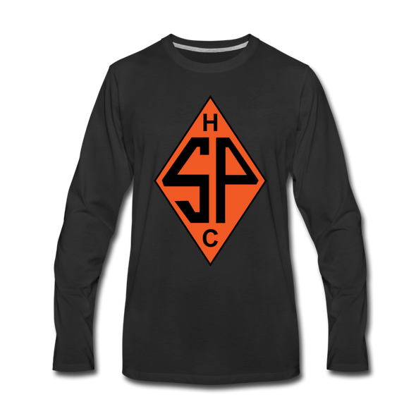 Sands Point Tigers Long Sleeve T-Shirt (Premium) - black
