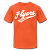 Spokane Flyers Script T-Shirt (Premium) - orange