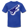 Spokane Flyers F T-Shirt (Premium) - royal blue