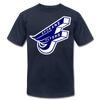 Spokane Flyers F T-Shirt (Premium) - navy