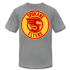 Spokane Flyers Red Design T-Shirt (Premium) - slate