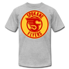 Spokane Flyers Red Design T-Shirt (Premium) - heather gray