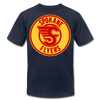 Spokane Flyers Red Design T-Shirt (Premium) - navy