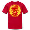 Spokane Flyers Red Design T-Shirt (Premium) - red
