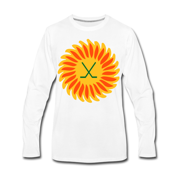 Suncoast Suns Long Sleeve T-Shirt (Premium) - white