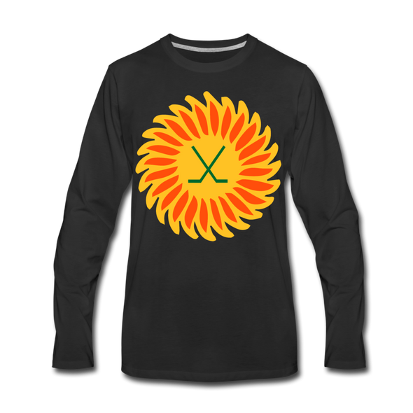 Suncoast Suns Long Sleeve T-Shirt (Premium) - black