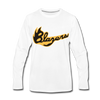 Syracuse Blazers Long Sleeve T-Shirt (Premium) - white