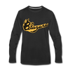 Syracuse Blazers Long Sleeve T-Shirt (Premium) - black