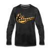 Syracuse Blazers Long Sleeve T-Shirt (Premium) - charcoal gray