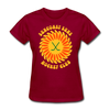 Suncoast Suns Women's T-Shirt - dark red