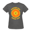 Suncoast Suns Women's T-Shirt - charcoal