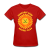 Suncoast Suns Women's T-Shirt - red