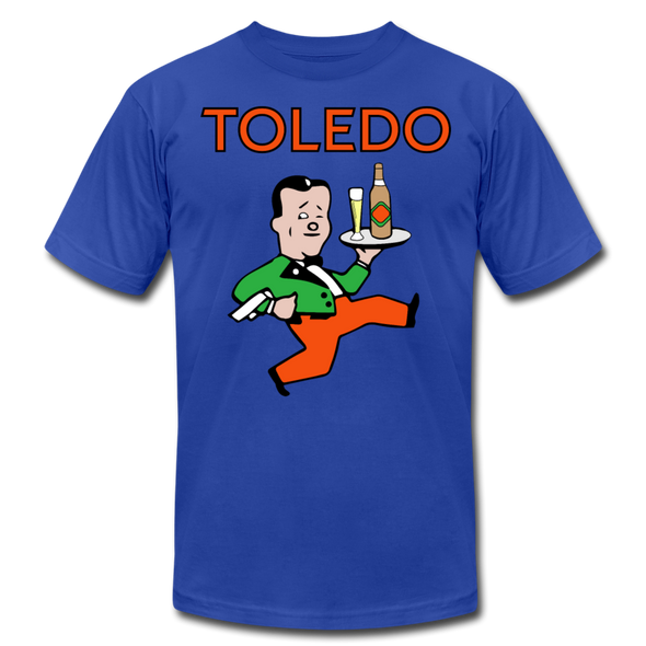 Toledo Buckeyes T-Shirt (Premium) - royal blue
