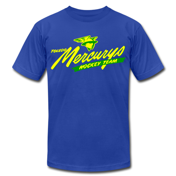 Toledo Mercurys T-Shirt (Premium) - royal blue
