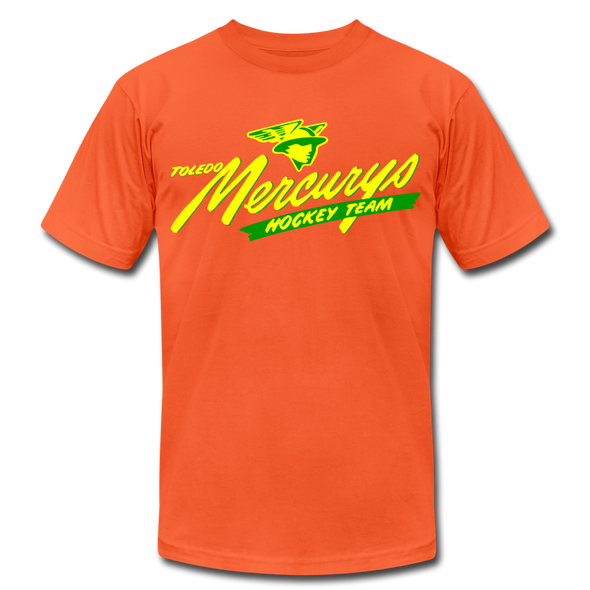Toledo Mercurys T-Shirt (Premium) - orange