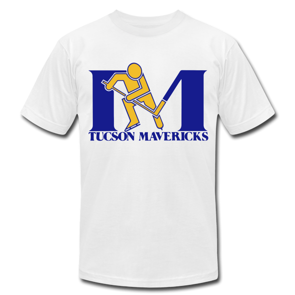 Tucson Mavericks T-Shirt (Premium) - white