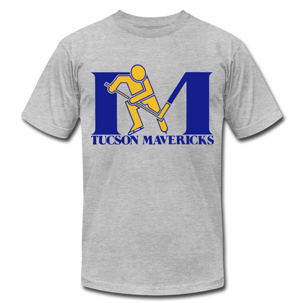 Tucson Mavericks T-Shirt (Premium) - heather gray