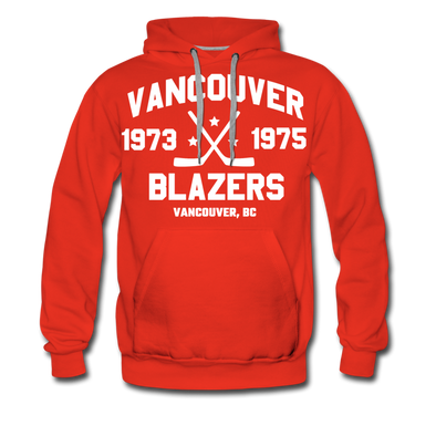 Vancouver Blazers Hoodie (Premium) - red
