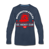 Washington Eagles Long Sleeve T-Shirt (Premium) - navy