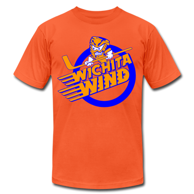 Wichita Wind T-Shirt (Premium) - orange