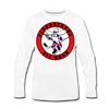 Albuquerque Six Guns Long Sleeve T-Shirt (Premium) - white