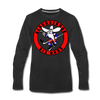 Albuquerque Six Guns Long Sleeve T-Shirt (Premium) - black