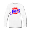 Baltimore Skipjacks Alt Long Sleeve T-Shirt (Premium) - white