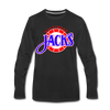 Baltimore Skipjacks Alt Long Sleeve T-Shirt (Premium) - black