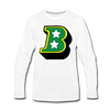 Birmingham South Stars B Long Sleeve T-Shirt (Premium) - white