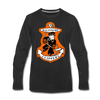 Baltimore Clippers Long Sleeve T-Shirt (Premium) - black